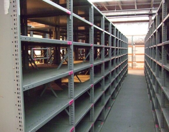 Krost used storage equipment