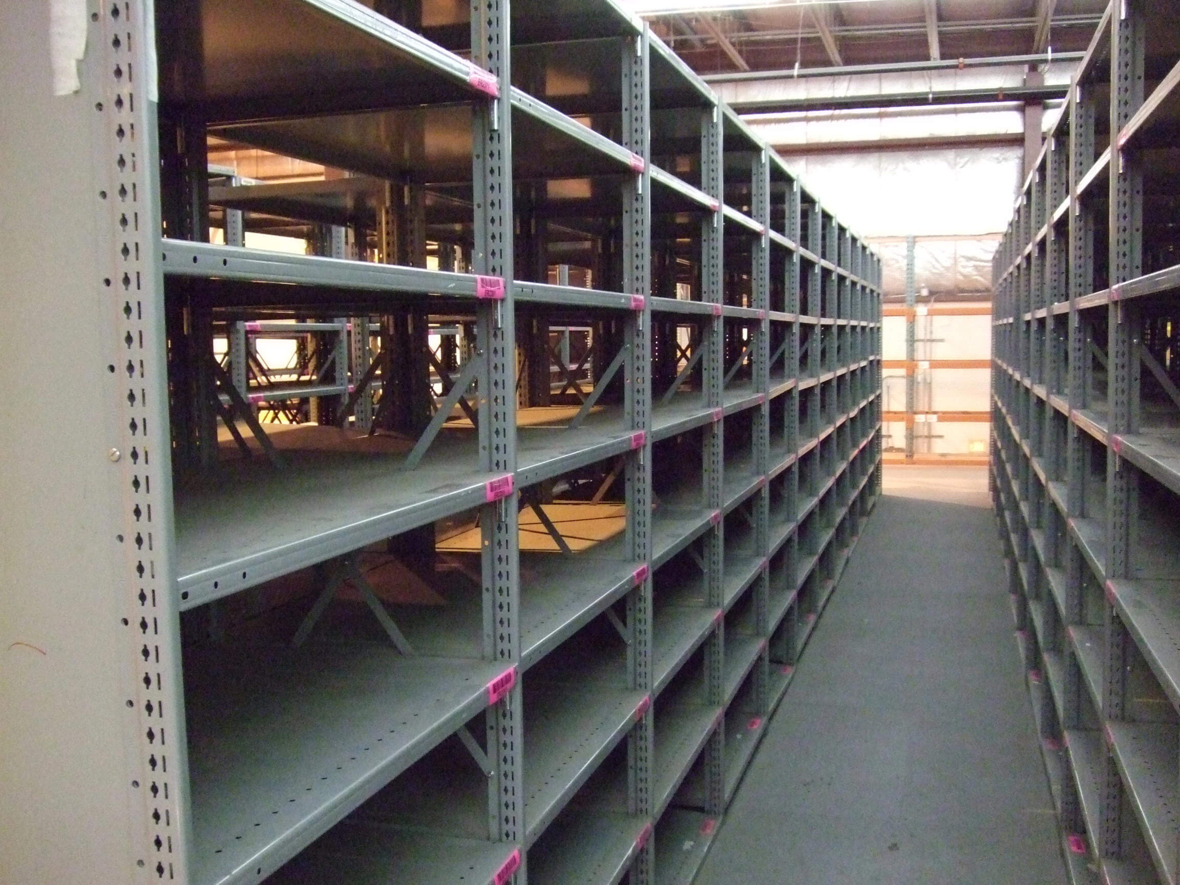 Krost used storage equipment