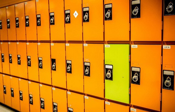 lockers | Krost Used Second Hand