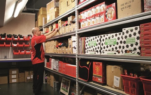 Used Shelving to Organise Your Business in the New Year