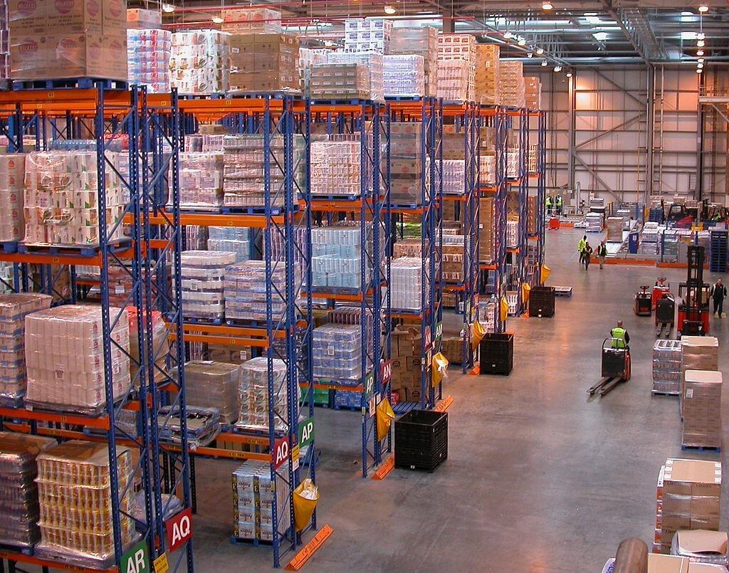 shelving and racking suppliers in johannesburg